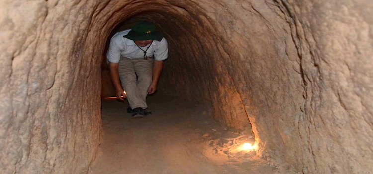 Cu Chi Tunnel - Half Day Tour